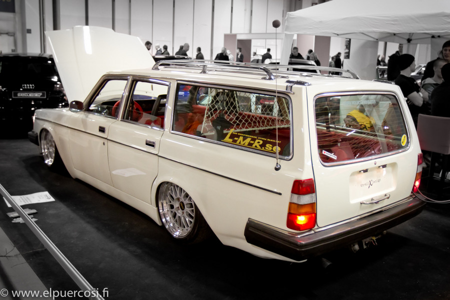 Volvo 245 California (FuncCrew) PUE_9851