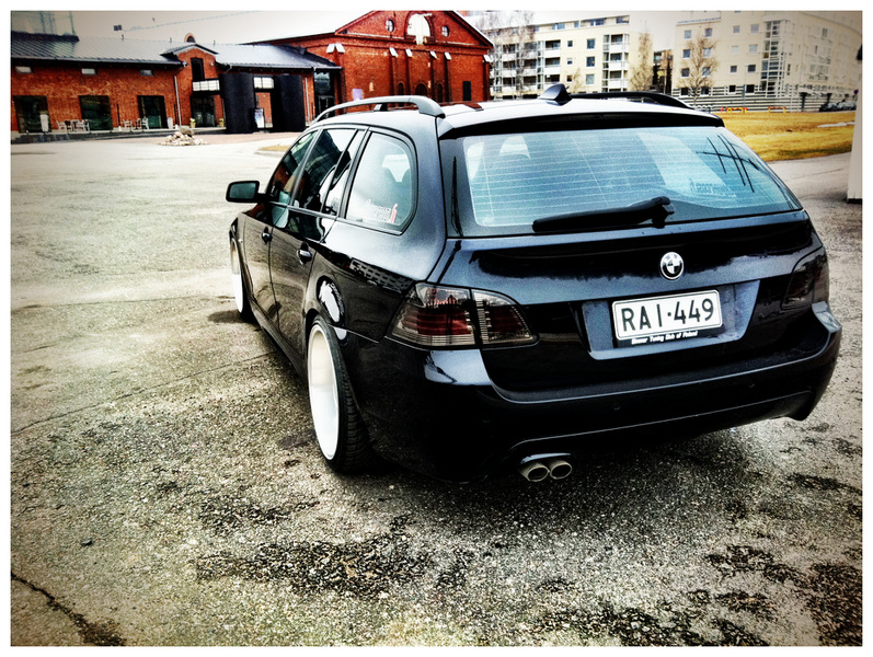 BMW 530d M-sport E61 - Sivu 6 _small