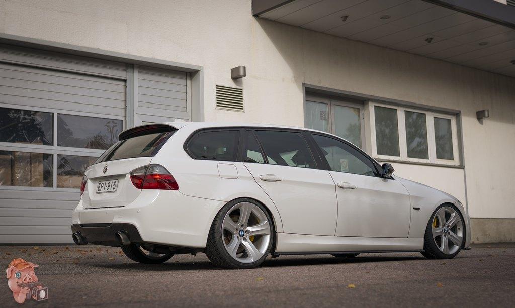puerco: BMW E91 335ix - Elpuercosi  DSC08405