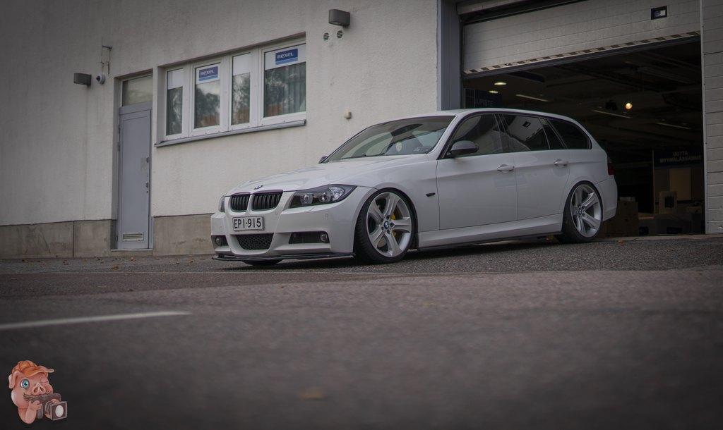 puerco: BMW E91 335ix - Elpuercosi  DSC08408