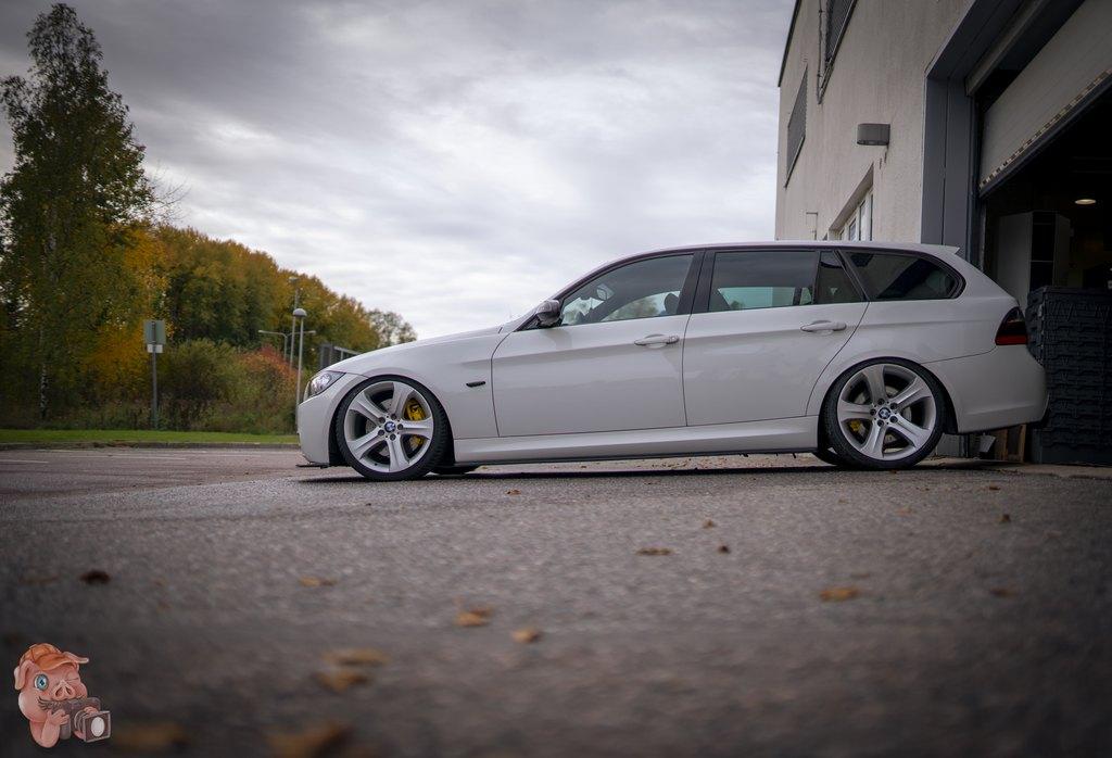 puerco: BMW E91 335ix - Elpuercosi  DSC08414